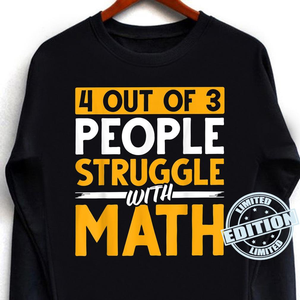 Mathematician Science Math Nerd Calculus Geek Math Shirt long sleeved