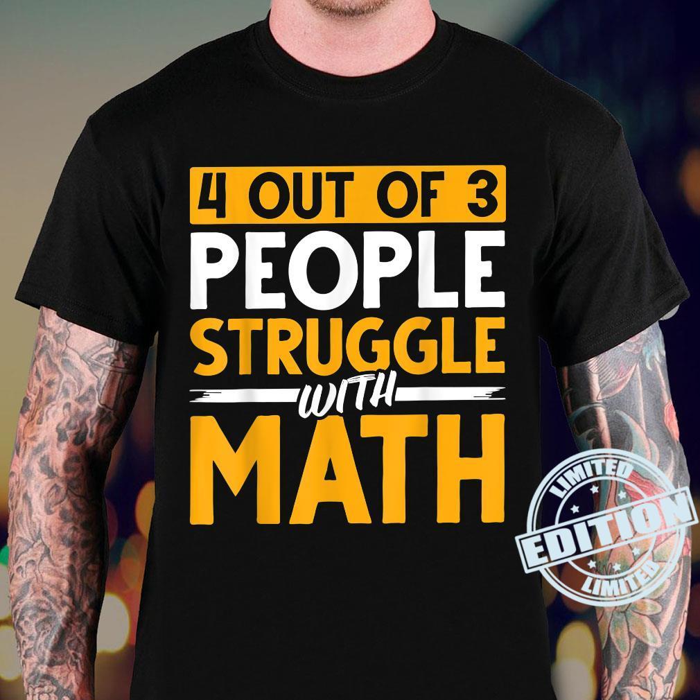 Mathematician Science Math Nerd Calculus Geek Math Shirt sweater