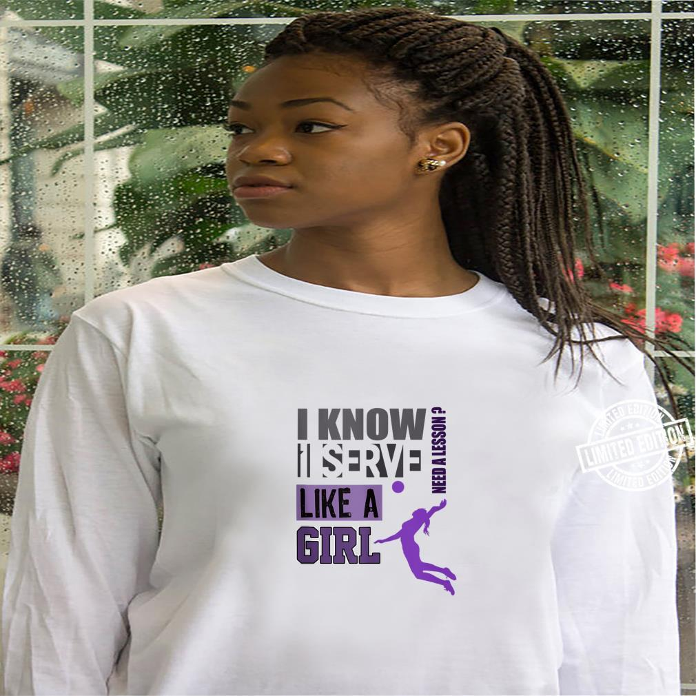 Girls Volleyball Purple Designnage Players or Team Shirt hoodie